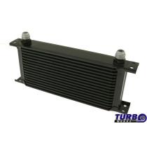 Olajhűtő TurboWorks 16-soros 260x125x50 AN10 Fekete